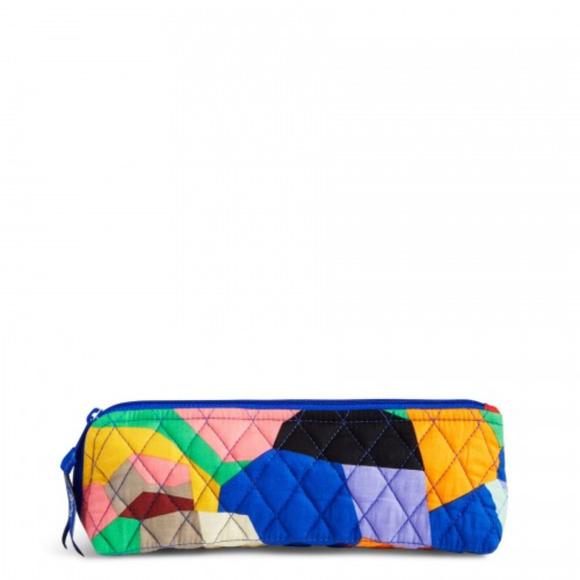 Vera Bradley Handbags - Vera Bradley Brush & Pencil Case in  Pop Art